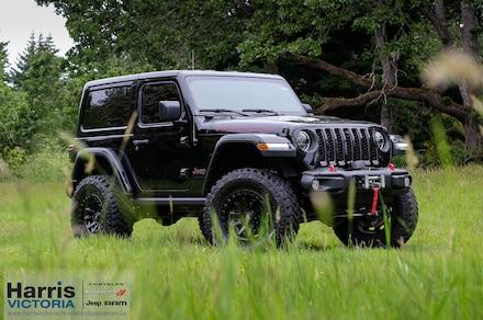 2021 Jeep Wrangler Rubicon 4x4 for sale in Victoria, BC