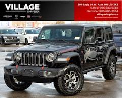 2019 Jeep Wrangler Unlimited Rubicon 4x4 SUV