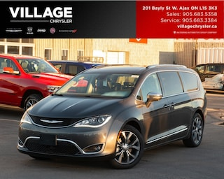 2019 Chrysler Pacifica Limited|Nav|DVD|TOW|Sunroof|AdvanSafety Van Passenger Van