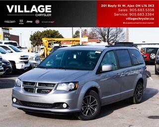 2019 Dodge Grand Caravan GT NAV DVD Remote Safe Shpere Van Passenger Van