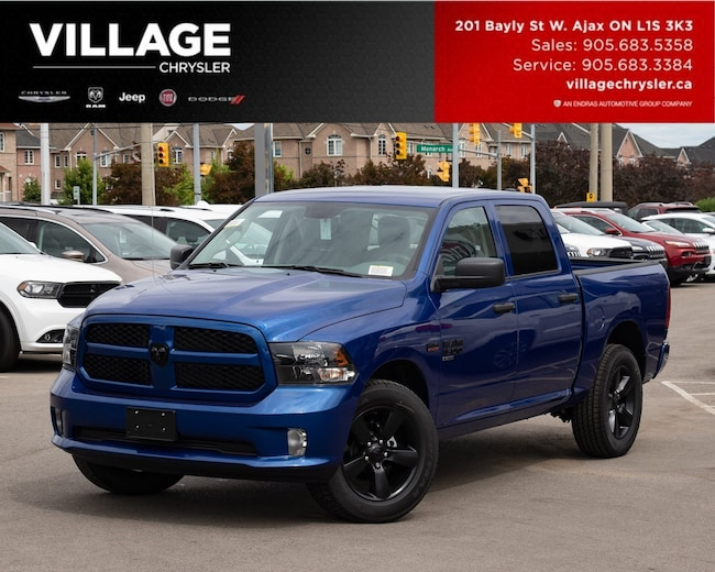 2019 Ram 1500 Classic Express Bluetooth Backup Cam Camion cabine Crew