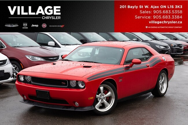 2014 Dodge Challenger R/T Classic Accident Free New Tires and Brakes Coupe