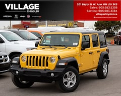 2019 Jeep Wrangler Unlimited Sport 4x4 SUV