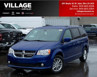 2019 Dodge Grand Caravan SXT Premium Plus|Bluetooth|Backup Cam Van Passenger Van