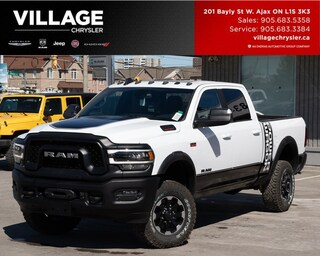 2019 Ram 2500 Power Wagon Truck Crew Cab