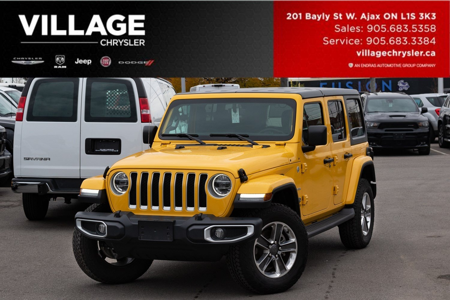 2019 Jeep Wrangler Unlimited Sahara LED Nav Cold Weather Accident Free SUV