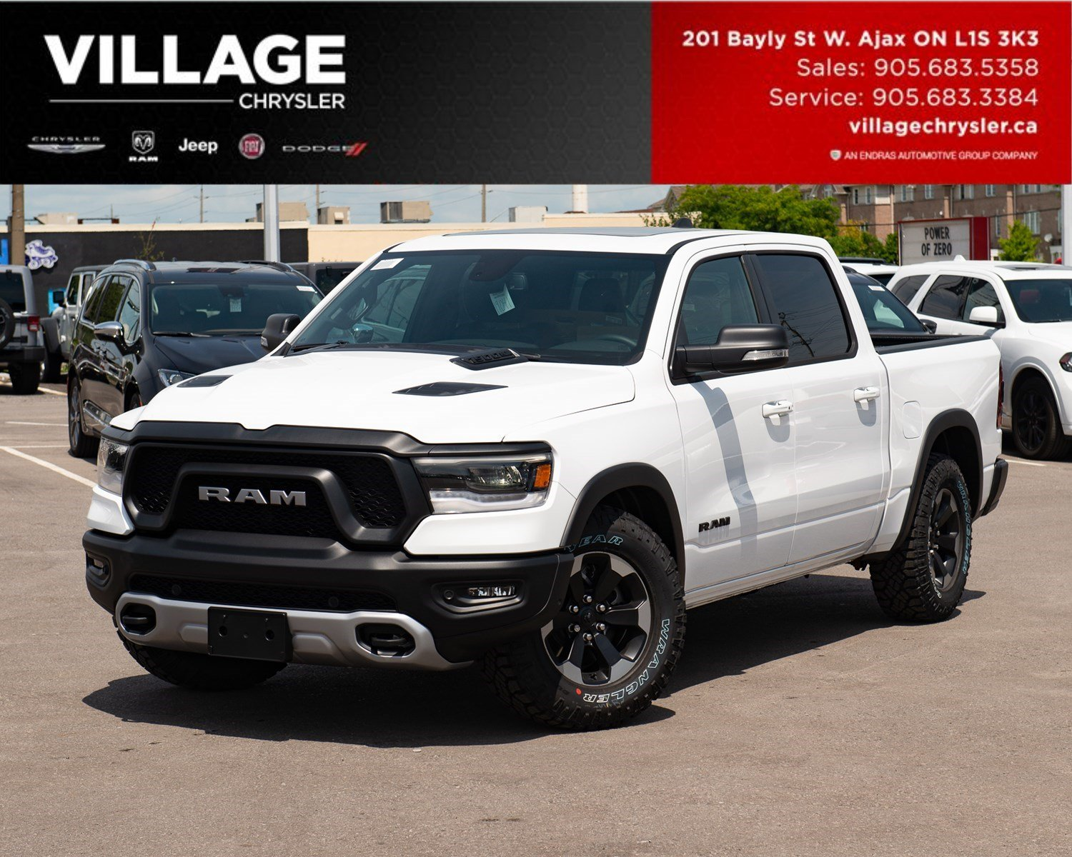 2019 Ram All-New 1500 Rebel|Nav|Sunroof|Off Road Grp|Rebel Level 2 Truck Crew Cab