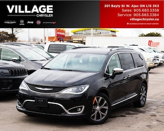 2018 Chrysler Pacifica Limited Nav 8pass Advan Safety 20 Rims