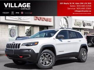 2021 Jeep Cherokee Trailhawk SUV