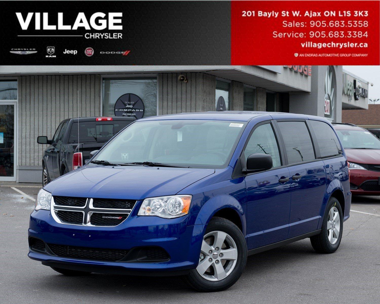 2019 Dodge Grand Caravan SE PLUS|Bluetooth|Backup Cam|Rear Pwr Windows Van Passenger Van