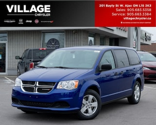 2019 Dodge Grand Caravan SE PLUS|Bluetooth|Backup Cam|Rear Pwr Windows Van Passenger Van