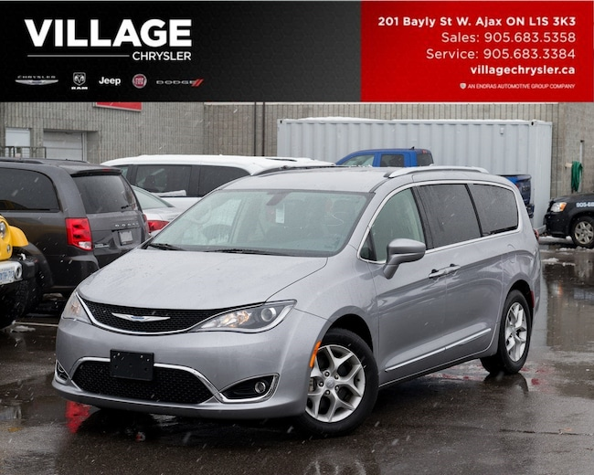 2018 Chrysler Pacifica Touring-L+|Apple Car|DVD|Safe Tech|8Pass|Remote