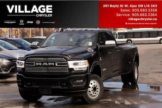 2020 Ram 3500 Laramie Laramie 4x4 Crew Cab 8 Box