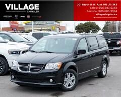 2019 Dodge Grand Caravan Crew Plus|Nav|DVD|Safe Shpere Van Passenger Van