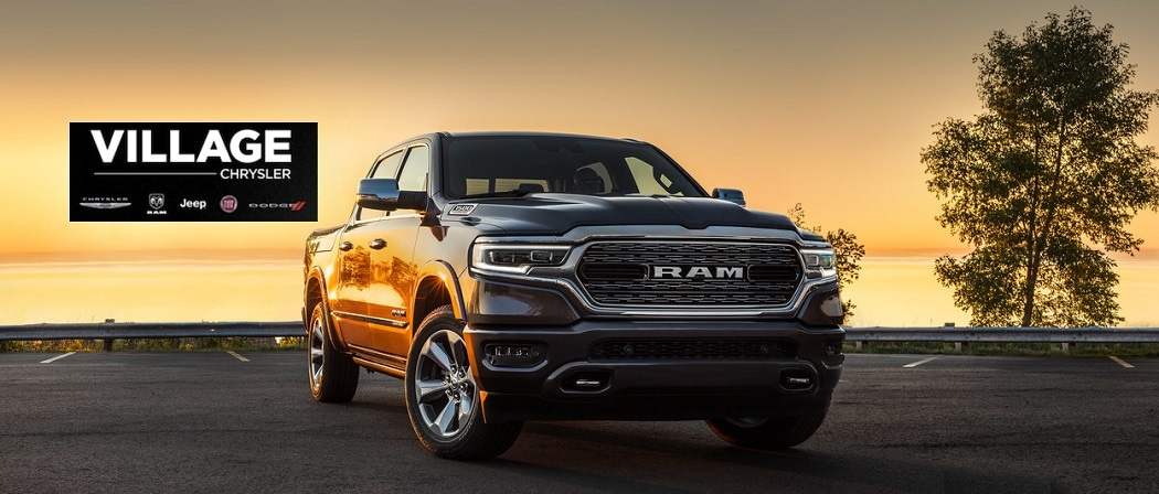 2020 Ram 1500 Village Chrysler