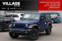 2019 Jeep All-New Wrangler Sport 4x4 SUV