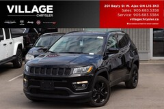 2020 Jeep Compass North SUV