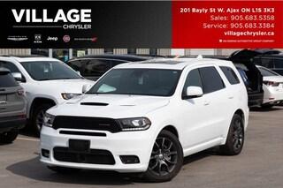2018 Dodge Durango R/T Nav Sunroof Tech Grp Tow Remote SUV