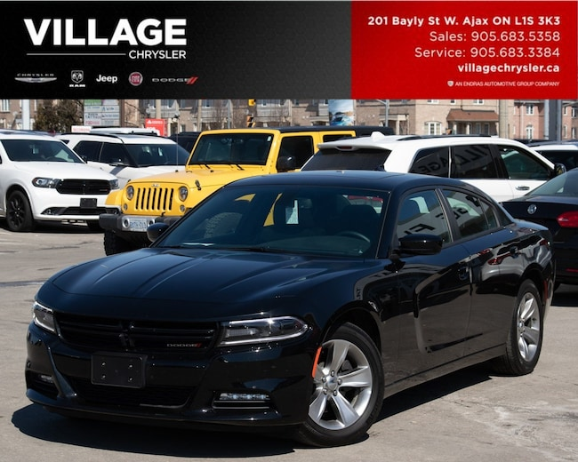 2018 Dodge Charger SXT Plus Sunroof Drive Confi Grp Blind Spot Remote