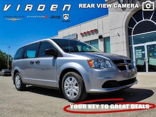 2019 Dodge Grand Caravan Canada Value Package Van 6311 2C4RDGBGXKR715844