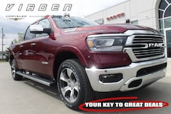 2019 Ram All-New 1500 Laramie Truck Crew Cab 5850