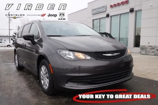 2018 Chrysler Pacifica L Van 5595 2C4RC1AG5JR116236