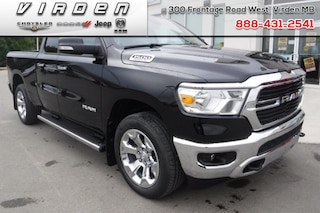 2019 Ram All-New 1500 Big Horn Truck Quad Cab 6075