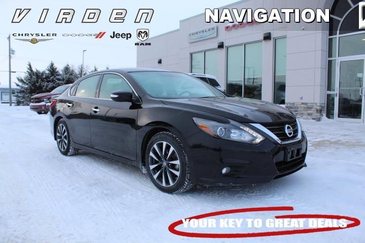 2016 Nissan Altima 2.5 SL Tech | NAV | LEATHER SEATS | Sedan 6335A
