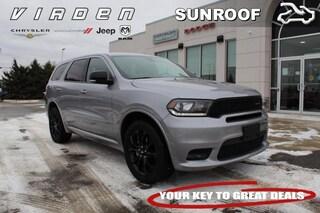 2019 Dodge Durango GT | HEATED SEATS | LOW KMS | SUV 1C4RDJDG9KC705518 6427A