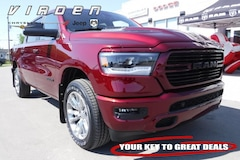 2019 Ram All-New 1500 Rebel Truck Crew Cab 5945