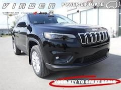 2019 Jeep New Cherokee North 4x4 SUV 5851