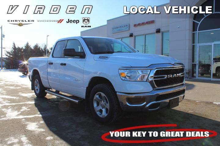 2019 Ram 1500 Tradesman   LOCALLY OWNED   LOW KMS   Quad Cab 6458A