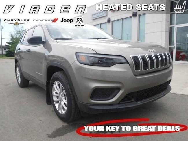 2019 Jeep New Cherokee Sport 4x4 SUV 5786