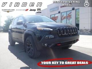 2018 Jeep Cherokee Trailhawk 4x4 SUV 5532 1C4PJMBX6JD504799