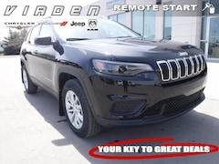 2019 Jeep New Cherokee Sport 4x4 SUV 5872