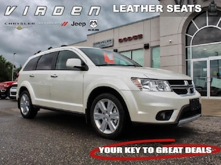 2017 Dodge Journey GT **LEATHER SEATS!! LOW KMS!!** SUV 3C4PDDFG8HT627350 6354A