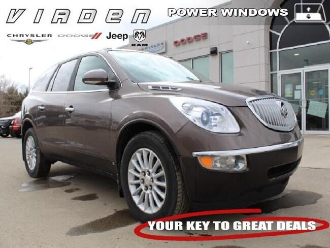 2010 Buick Enclave CX AWD **CLOTH SEATS!! POWER WINDOWS!!** SUV 6185B