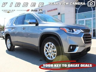 2018 Chevrolet Traverse LS **CLEAN CARFAX!! LOW KMS!!** SUV 1GNEVGKW2JJ146419 6244A