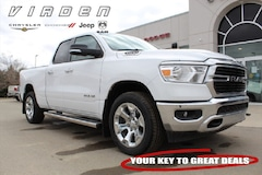 2019 Ram All-New 1500 Big Horn Truck Quad Cab 6080
