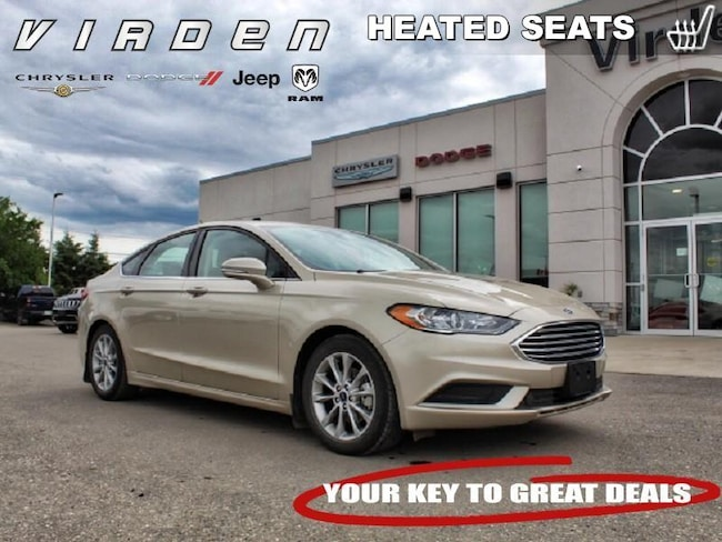 2017 Ford Fusion SE **LOW KMS!! REARVIEW CAMERA!!** Sedan 6334A
