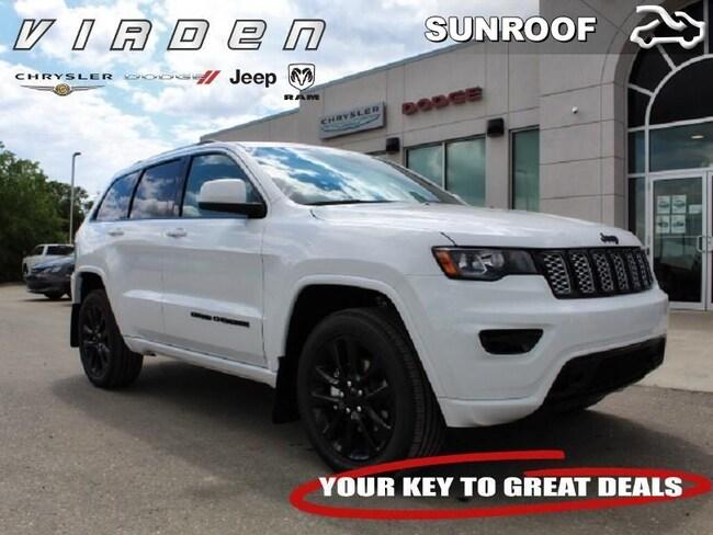 2019 Jeep Grand Cherokee Laredo SUV 6306