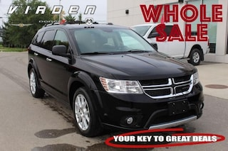 2016 Dodge Journey R/T |LEATHER SEATS | BLUETOOTH| SUV 3C4PDDFG1GT128811 5485A