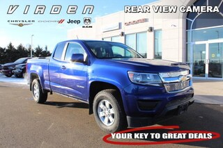 2016 Chevrolet Colorado Extended 4x4 WT | POWER WINDOW | LOW KMS | Extended/Double Cab 1GCHTBE30G1336289 6431A