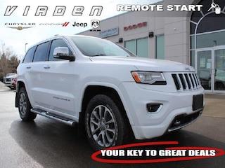 2014 Jeep Grand Cherokee 4X4 Overland **REMOTE START!! AIR SUSPENSION!!** SUV 1C4RJFCM1EC443141 6110A