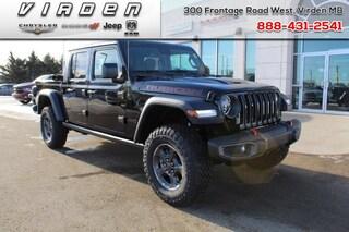 2020 Jeep Gladiator Rubicon Truck Crew Cab 6407