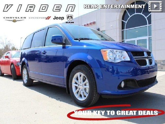 2019 Dodge Grand Caravan SXT Premium Plus Van 6137