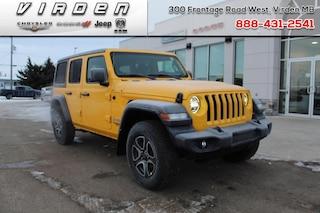 2020 Jeep Wrangler Sport SUV 6432