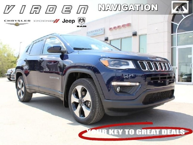 2019 Jeep Compass North SUV 6251