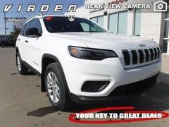 2019 Jeep New Cherokee Sport 4x4 SUV 5884
