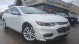 2017 Chevrolet Malibu LT/Low KM/Backup Camera/Power Seats Car